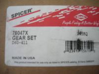 New in the box Spicer/Dana 60 4.11 Ring&Pinion Part#