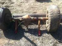 Dana 60 rear axle out of 96 Ford Call mike @  Location: