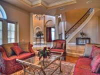 Easy elegance infuses every room in this gracious,