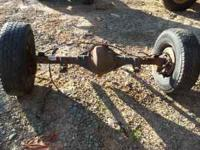 Out of a 03 Chevy 3500 Express van, has 3.73 gears and
