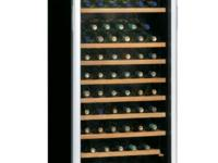 Type: Appliance Danby 75 bottle wine cooler. Brand name