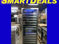 "24"" WIDE DANBY WINE COOLER, DISPLAY MODEL TWO ZONE TEMP"