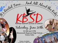 The KBSD recital is scheduled for Saturday June 20th