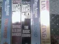 Fred Astaire Cal Pozo &line dancing videos. All good