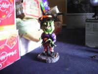 "17"" Dancing animated witch. Sings ""I really want"