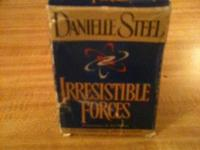 I have Danielle steel irresistible forces on six