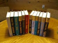 Set of 38 Danielle Steele books. All are hard cover and