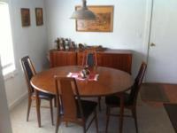 Teak Furniture for living and dining room Made in