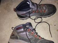 "Got a pair of Danner 4"" 'Vision' work/hiking boots I"