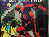 DAREDEVIL# 10 Oct 1965 1st Ani-Men Organizer Wally Wood