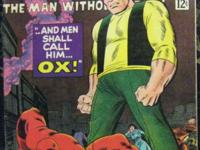 DAREDEVIL# 15 Apr 1966 1st Ox in Title John Romita