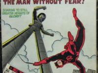 DAREDEVIL# 8 Jun 1965 1st Stilt Man Wally Wood Cov/Art