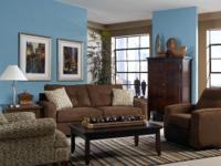 Kahlua Dark Brown Microfiber Sofa & Chair Set $499.99