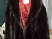 Dark Brown Mink Stole. Mink Stole was bought at Charles