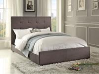 queen beds with pillow top mattress set. New in factory