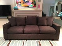 This sofa was purchased 6/23/15 from Living Spaces. I