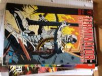 1991 Terminator:Secondary Objective, 4th comic book out