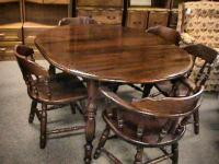 Dark Table Chairs Dinning Room Get there 1st and check