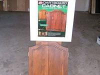 I have 3 dart cabinets brand-new in box for $50.00 each