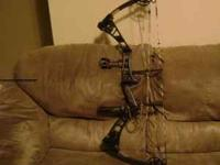 I have a right-handed Darton Pro 3500 Bow for sale. I