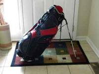 DATREK GOLF STAND BAG in very good condition, used one