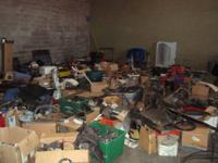 I have a 4000 sqft stockroom full of parts for 1st