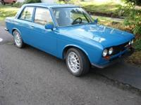 offering my 1970 Datsun 510. Starts and Runs great,