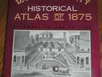 This is the 1985 reprint of the 1875 Atlas. The reprint
