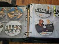 Have David Chappelle Show collection including seasons