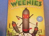 Beware the Ninja Weeniesand Other Warped and Creepy