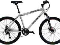 This is a dawes mountain bike, I bought it a couple