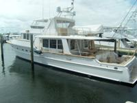 Description This sensational yacht is the largest and