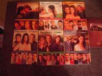 Dawson's Creek seasons 1-6 on dvd. Asking $30 for