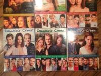 This is the complete sets of seasons 1-6. They have no