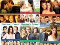 Dawson's Creek, the complete series seasons 1-6 on DVD.