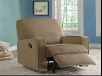 $399.99 Retail Value. We have two Dawson Swivel Glider