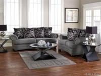 Dayton Sofa Group * Covered in a durable chenille