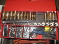 DAYTON TOOL BOX FULL OF TOOLS. {2} CRAFTSMAN WRENCH