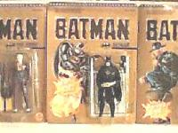 Vintage 1989 Batman Movie Collection Action Figure Set