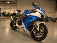 When the first GSX-R750 was introduced more than two