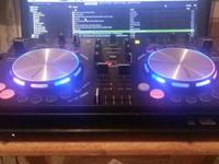 "hello,  I have the DDJ-Wego made by ""Pioneer"" along"