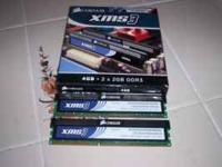 I have Corsair DDr3 with 9-9-9-24 timing it come in