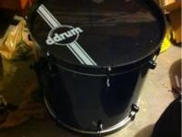 I have a black on black 5 piece Ddrum diablo shell pack