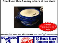 The Ddrum Diablo Poquito Side-Snare is a 5x10-inch