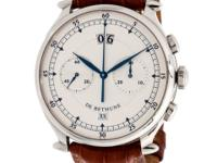 Pre-Owned DeBethune Chronograph manual-wind watch,