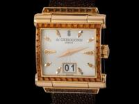 Retail Price: US$135000 Material: 18K Rose Gold, 56
