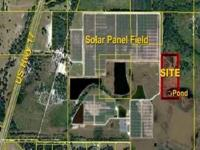 Description 20+/- acres near the intersection of US Hwy