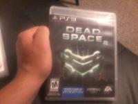 I have both Dead Space 2 and Dead Space 3 for PS3 for
