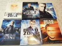 Have excellent condition dvds for sale.....Dead Zone