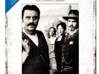 This is the total series of Deadwood for sale, which